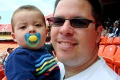 Josiah & Daddy