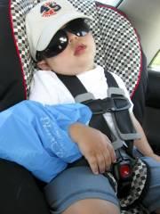 Car nap #1