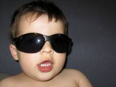Josiah in sunglasses #3