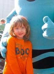 Ava O. & The Blue Crayon