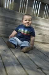Josiah at 1-year