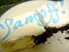 Baby Samoff Cake